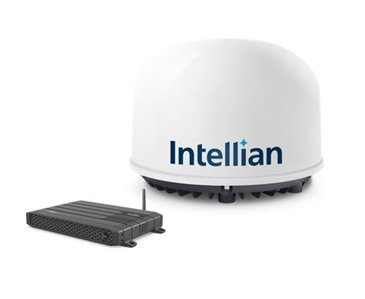 Intellian C700 - Iridium Certus