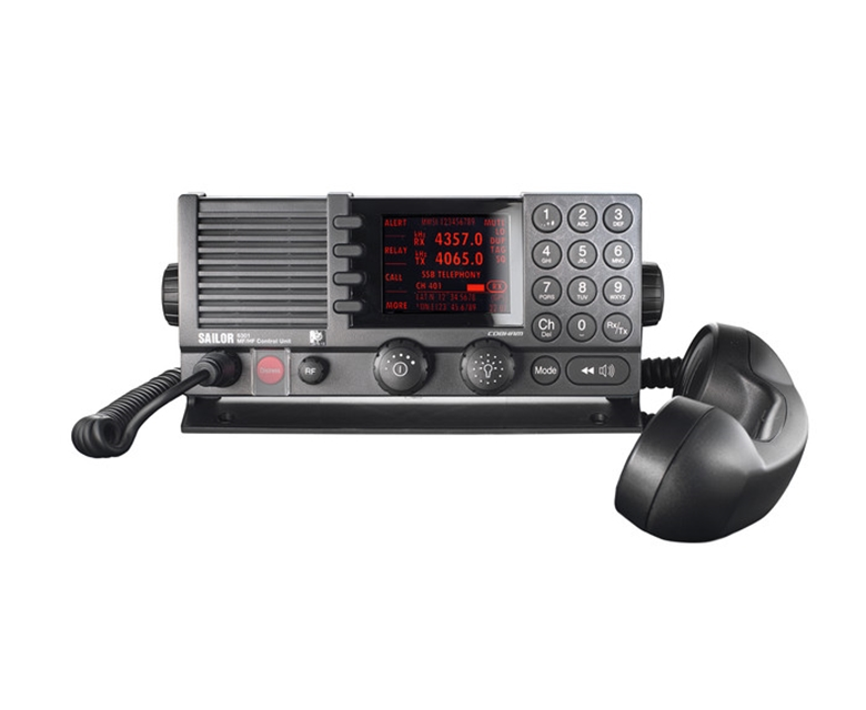 SAILOR Maritime 6300MF/HF Radios